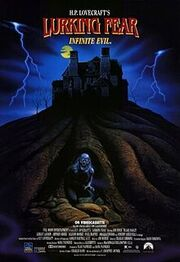 The Lurking Fear (1994) poster