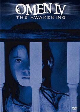 Omen IV DVD cover