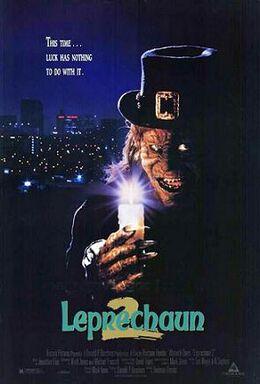 Leprechaun two poster