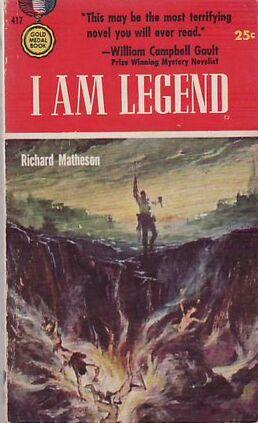 I Am Legend cover