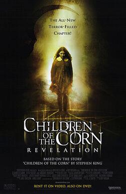 Children of the Corn - Revelation poster
