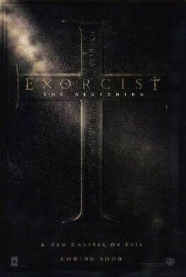 Exorcist the Beginning movie