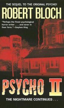 Psycho II cover