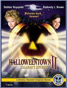 Halloweentown II poster