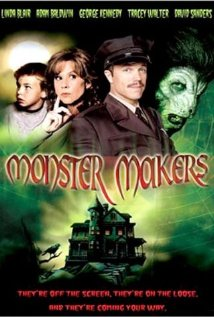 Monster Makers dvd