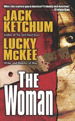 The Woman cover
