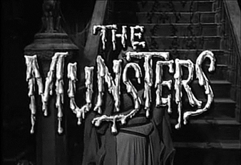 The Munsters title card