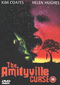 The Amityville Curse 1990 DVD Cover