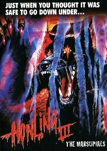 Howling III poster