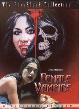 Female Vampire dvd cover