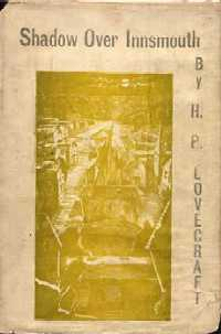 Shadow Over Innsmouth (dust jacket - first edition)