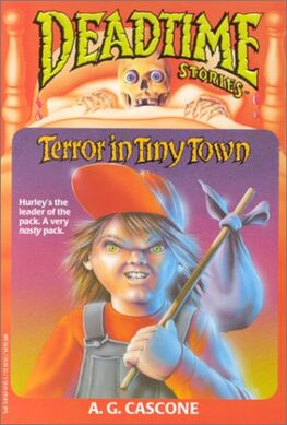 Terror in Tiny Town cover