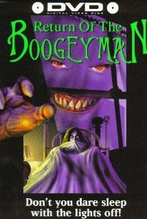 Return of the Boogeyman DVD Cover