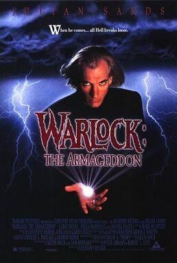 Warlock the armageddon poster