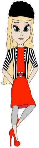 Sienna Melworth - Confident artwork