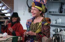 Saffy African Dress