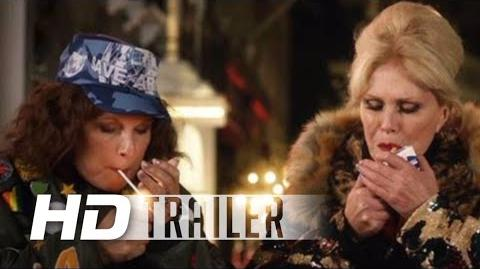 Absolutely Fabulous The Movie Official HD Trailer 1 2016-0