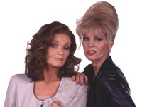 Jackie and Patsy Stone