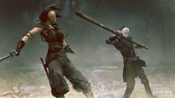 KeyArt Fight
