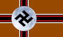 Флаг Четвёртого Рейха