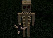 Skeleton-goliath