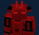 Dreadium Samurai Armor