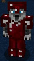 Dreadium Armor Player