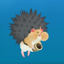 Sea Urchin Hamster