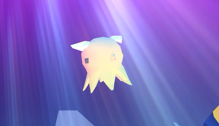 Dumbo octopus abyssrium wikia fandom powered by wikia for Abyssrium hidden fish guide