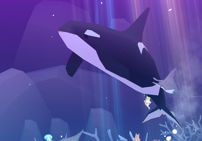 Killer whale abyssrium wikia fandom powered by wikia for Abyssrium hidden fish guide
