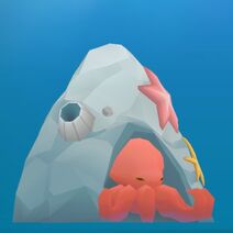 Cave Octopus