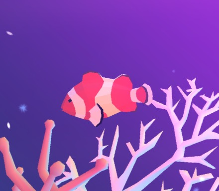 Image red clownfish abyssrium wikia fandom for Abyssrium hidden fish guide