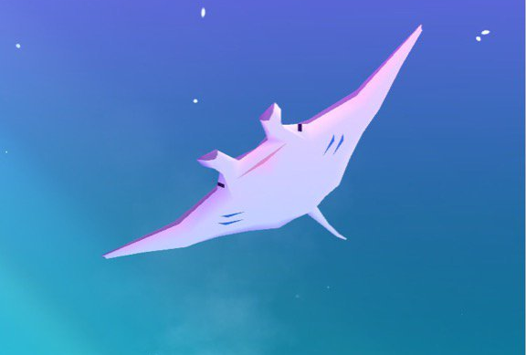 Manta ray abyssrium wikia fandom powered by wikia for Abyssrium hidden fish guide