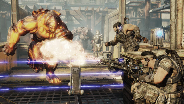 Gears of War Horde Mode