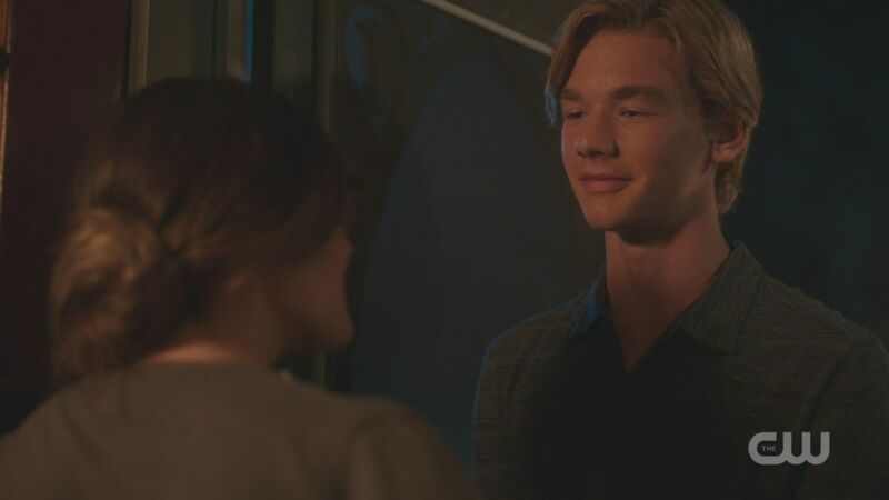 Ben and Miss Grundy