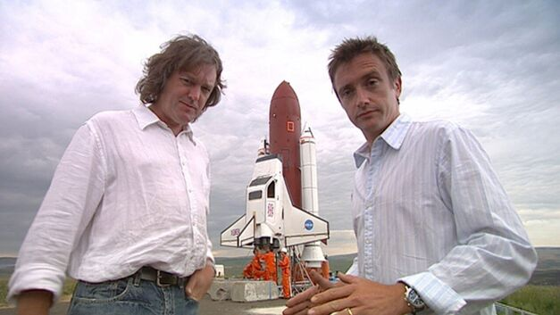 Top Gear Reliant Robin Space Shuttle