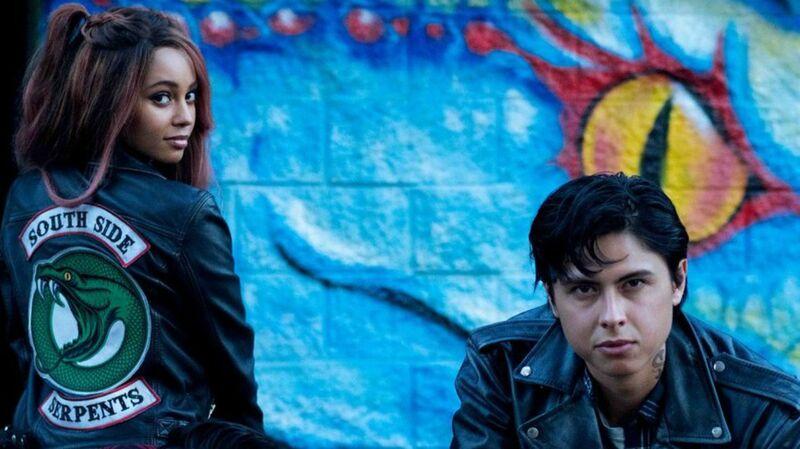 Riverdale Will Lgbtq Character Toni Topaz Encourage