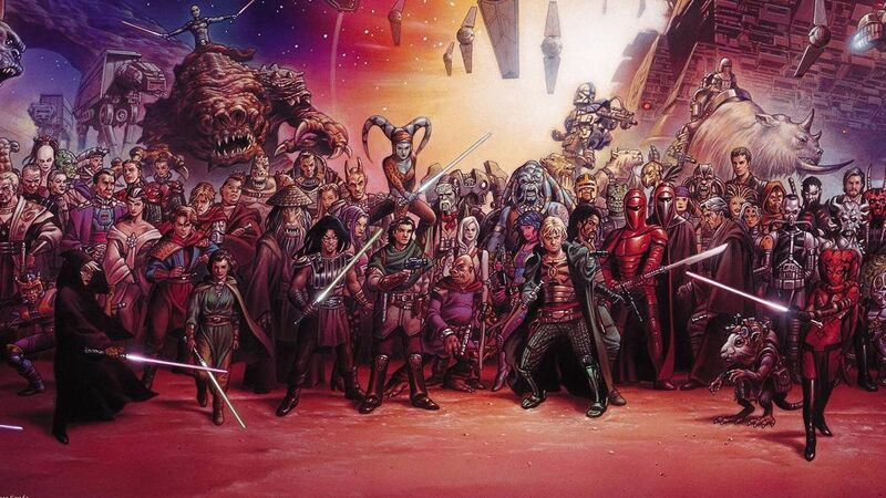 star wars episode IX episode 9 expanded universe feature hero