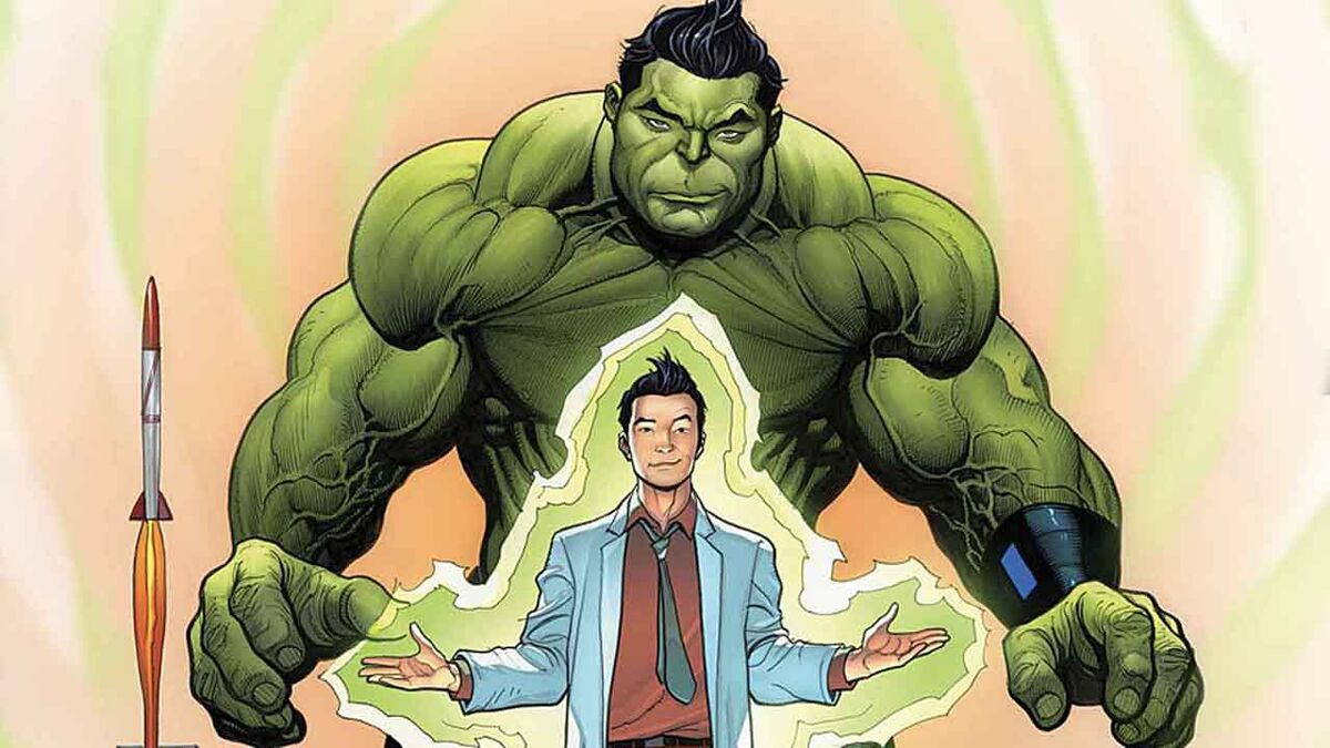 Amadeus Cho Totally Awesome Hulk