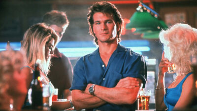 The Least Action Hero: Patrick Swayze in 'Road House'
