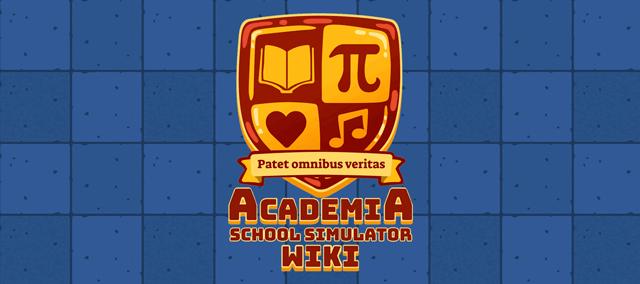 Academia: School Simulator Wiki   FANDOM powered by Wikia