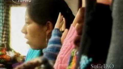 Sucedió en el Perú - Mujeres peruanas- Bloque 1 5