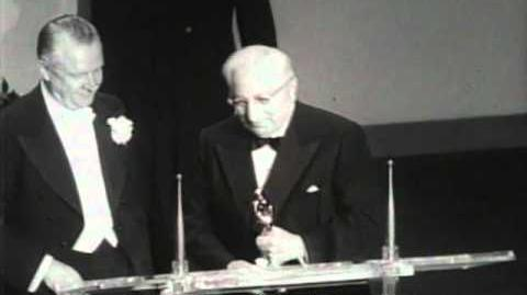 23rd Academy Awards Oscar winners 1951 Louis Mayer Helen Hayes and others