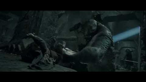 They have a Cave Troll LOTR 1.17 HD 1080p