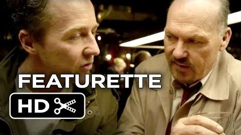 Birdman Featurette - The Cast (2014) - Michael Keaton, Edward Norton Movie HD