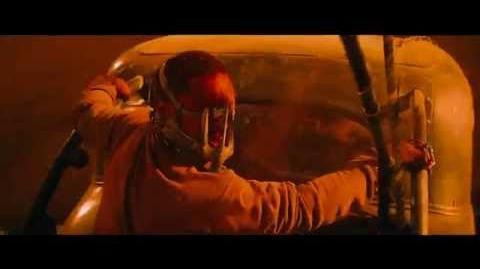 Mad Max Fury Road - Sandstorm Scene