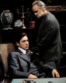 Al-Pacino-and-Marlon-Brando-The-Godfather
