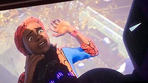 Spider-Man- Into the Spider-Verse - Final Fight Scene -HD-