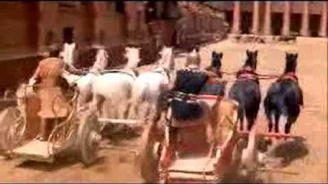 BENHUR (1959) - Chariot Race