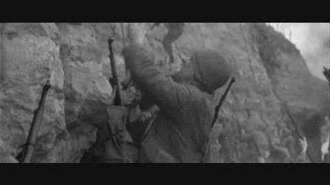 The Longest Day (1962) - Point Du Hoc